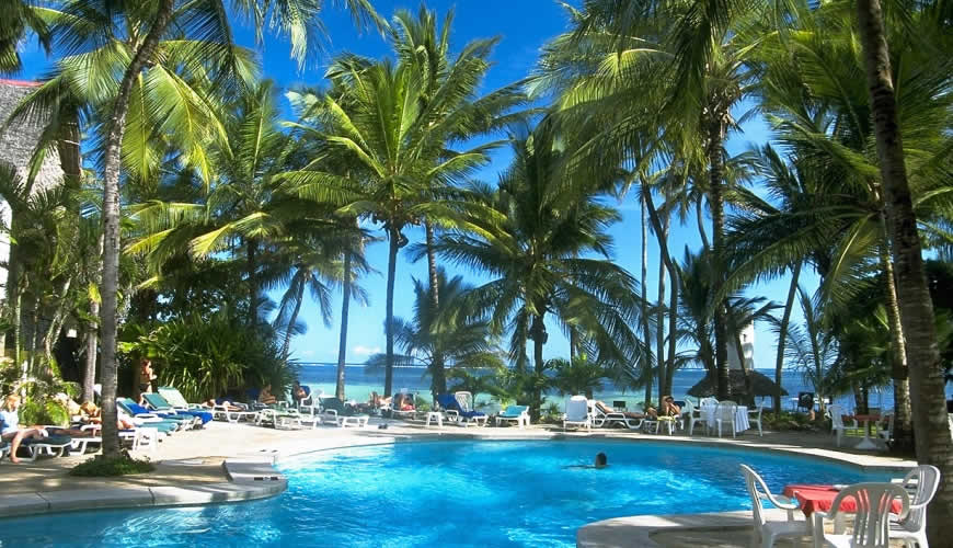 Bamburi Beach Hotel Mombasa Contacts