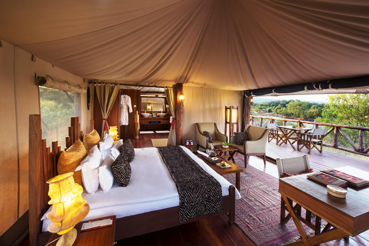 masai mara fying package