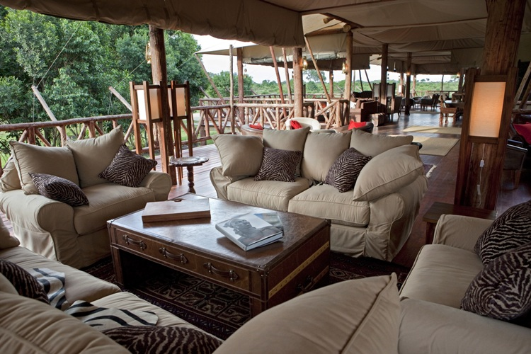 masai mara flying package