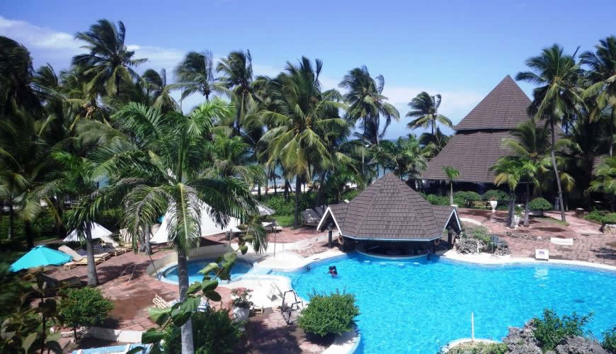 Diani Reef Beach Resort Spa