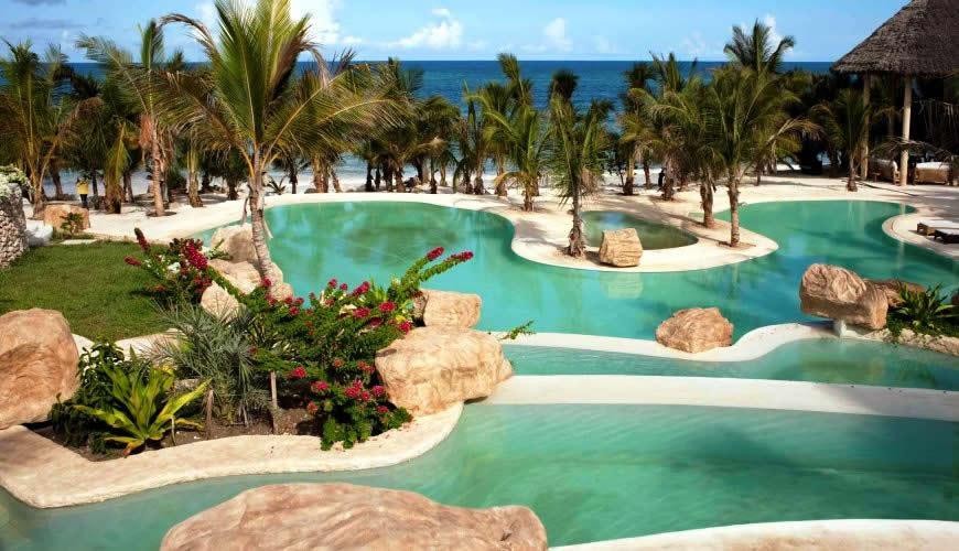 Swahili Beach Resort Holiday